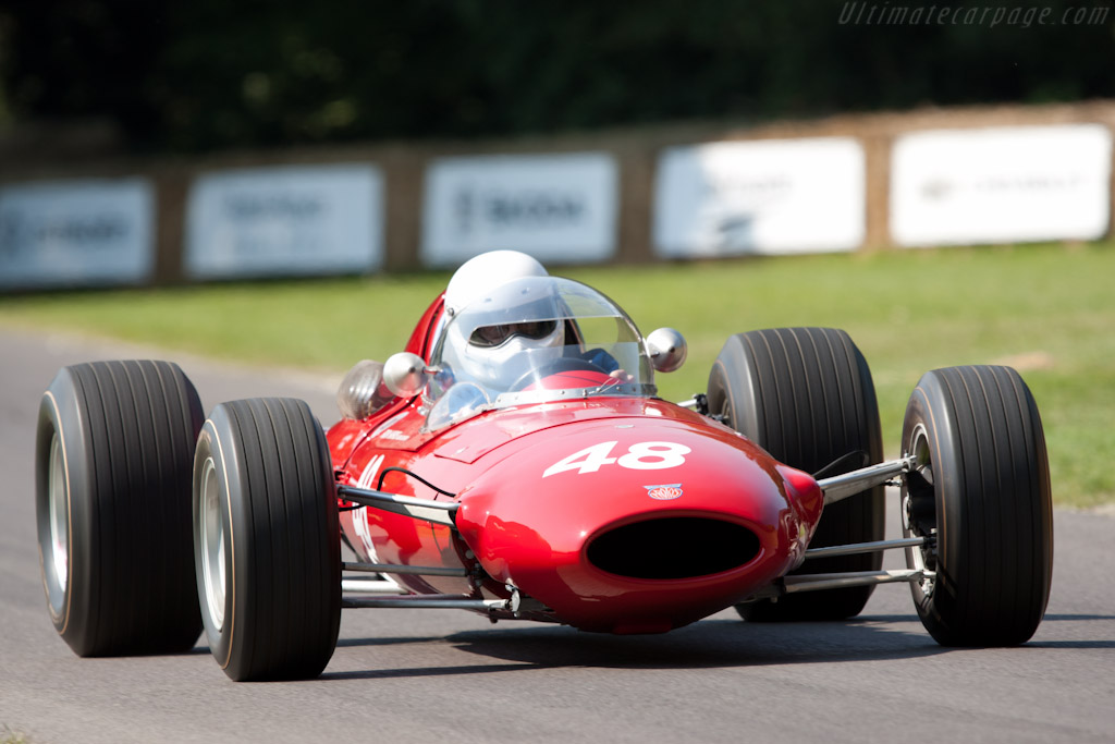 Costin Protos Cosworth   - 2011 Goodwood Festival of Speed