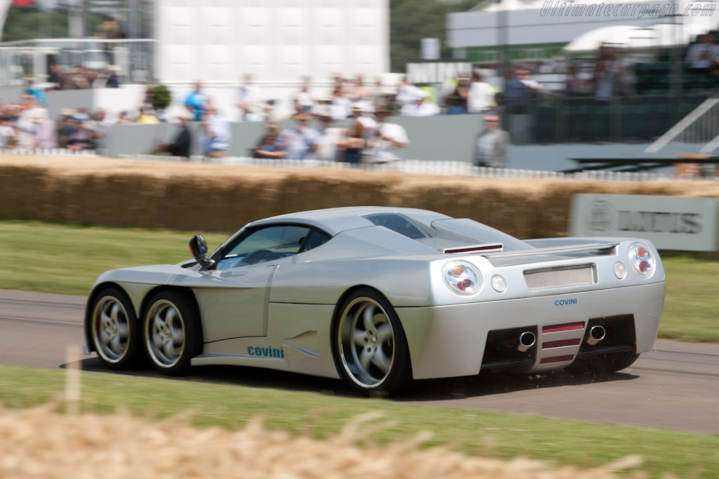 Covini C6W    - 2011 Goodwood Festival of Speed