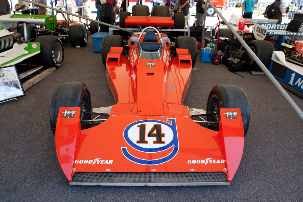 Coyote Foyt    - 2011 Goodwood Festival of Speed