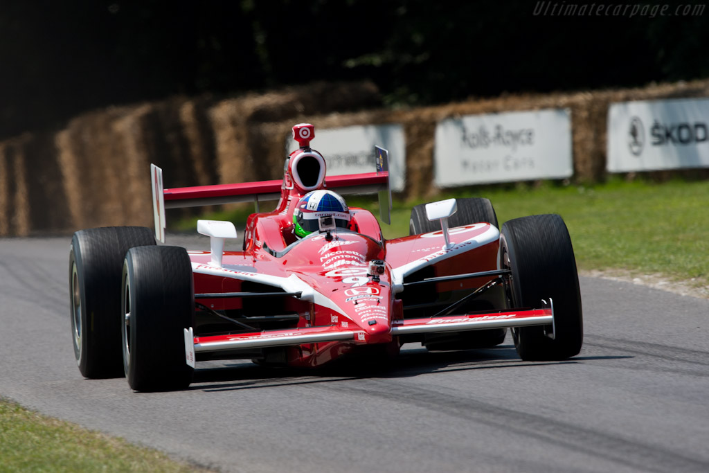 Dallara Honda    - 2011 Goodwood Festival of Speed
