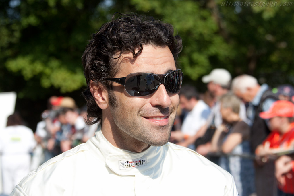 Dario Franchitti    - 2011 Goodwood Festival of Speed