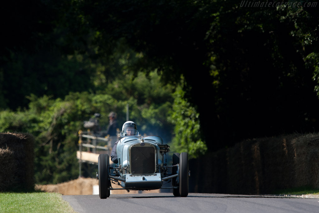 Delage 2LCV - Chassis: 3  - 2011 Goodwood Festival of Speed