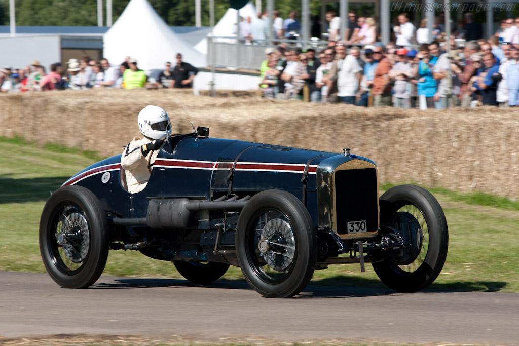 Delage V12 - Chassis: 8392   - 2011 Goodwood Festival of Speed