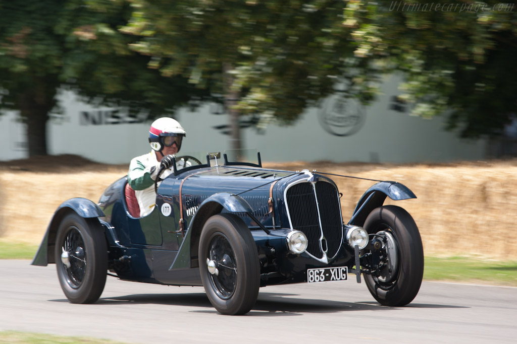 Delahaye 135 S - Chassis: 46625   - 2011 Goodwood Festival of Speed