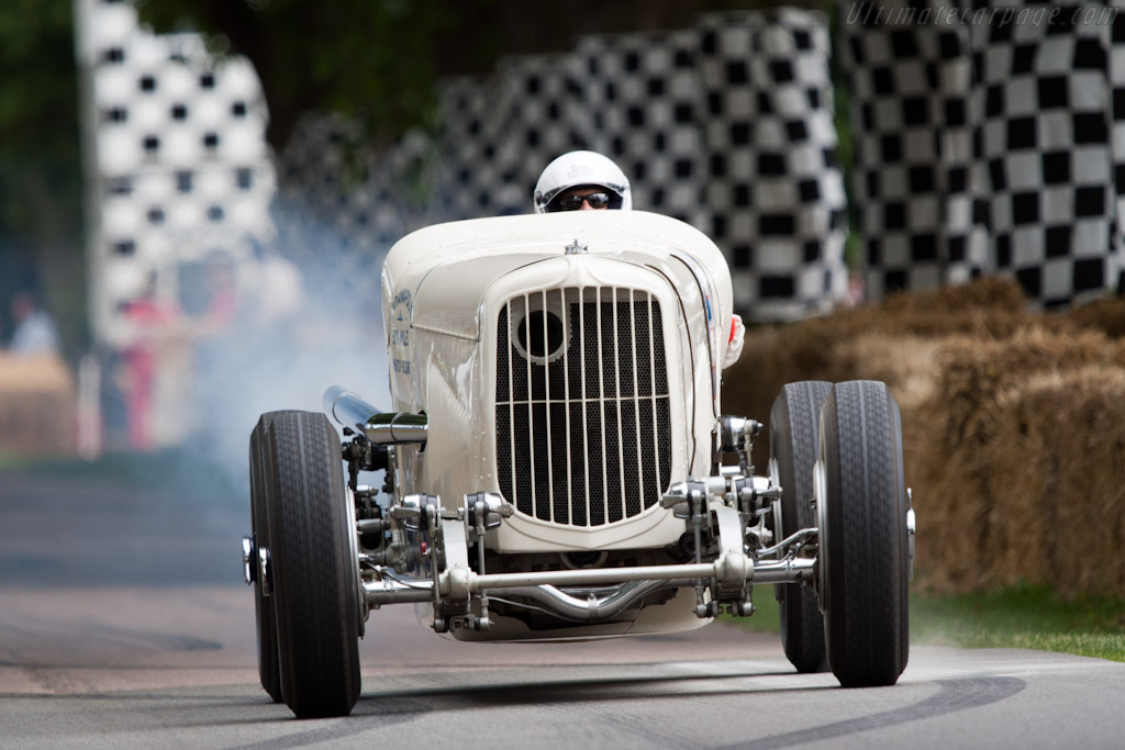 Duesenberg Cummins Diesel Special    - 2011 Goodwood Festival of Speed