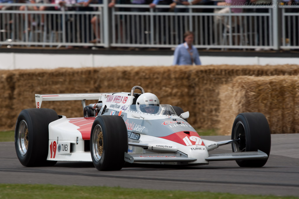 Eagle 8300 Cosworth    - 2011 Goodwood Festival of Speed