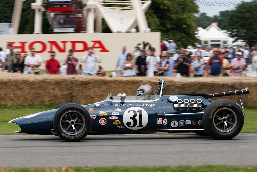 Eagle Mk2 Ford - Chassis: 201   - 2011 Goodwood Festival of Speed
