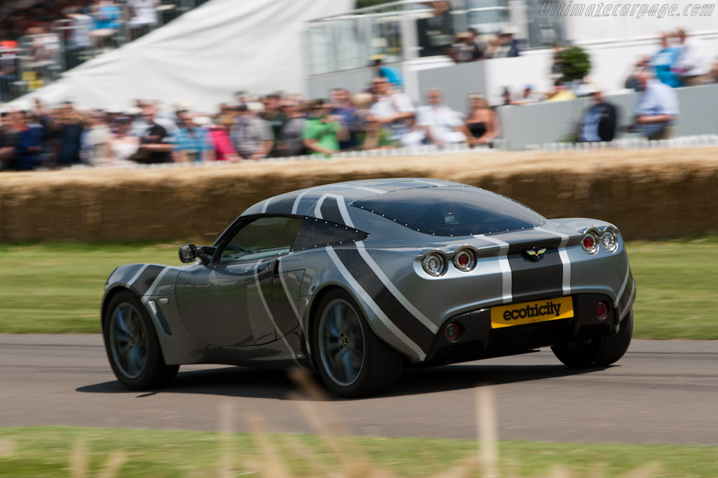 Ecotricity Nemesis    - 2011 Goodwood Festival of Speed