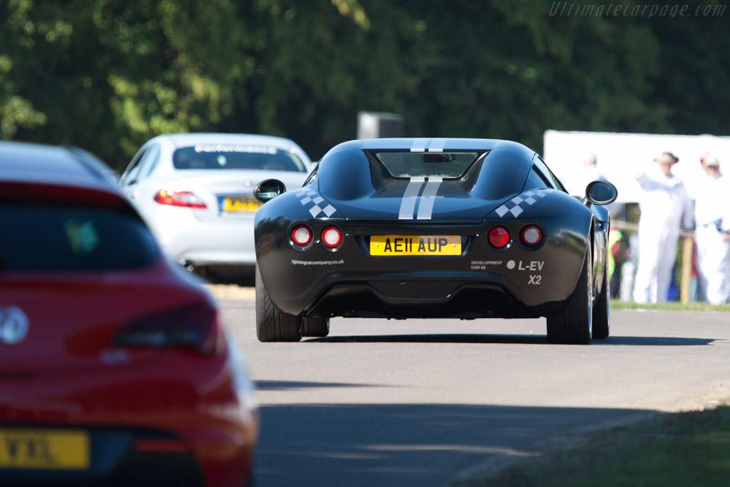 Electric Lightning GT    - 2011 Goodwood Festival of Speed