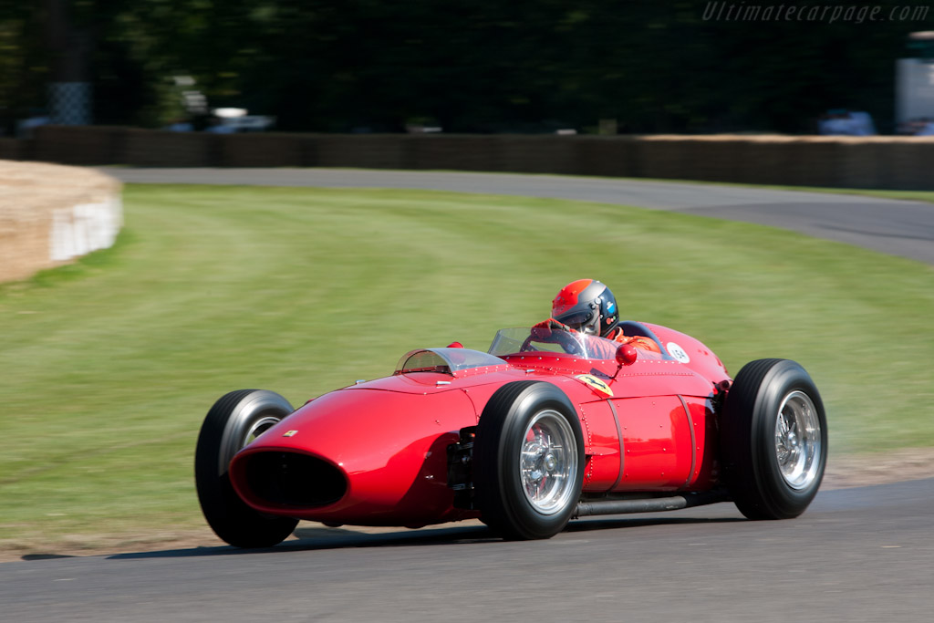 Ferrari 246 Dino F1    - 2011 Goodwood Festival of Speed
