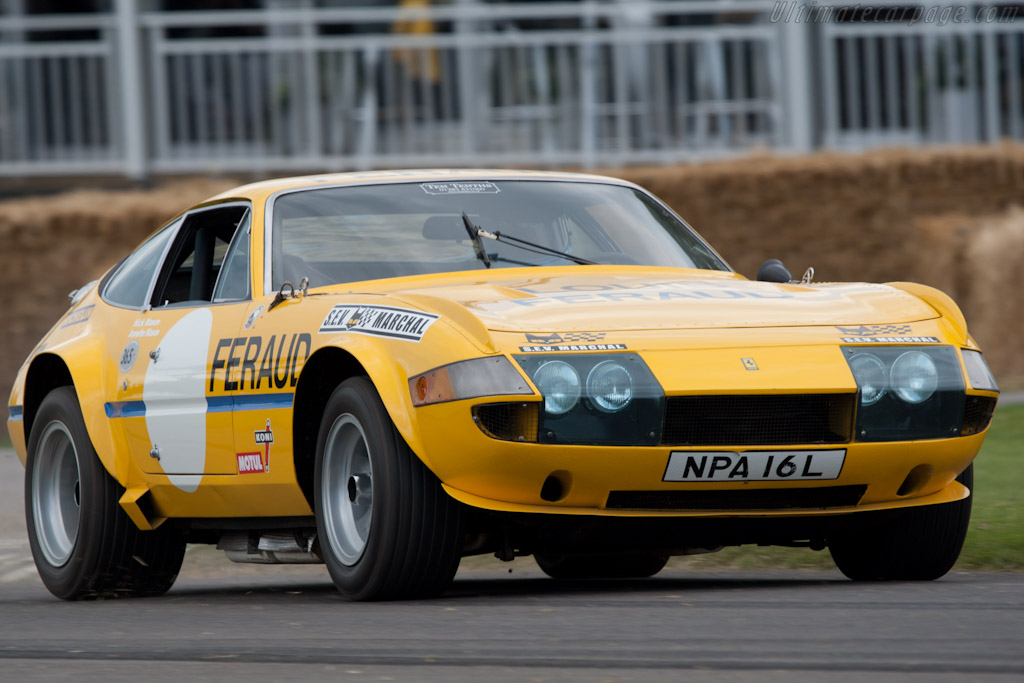 Ferrari 365 GTB/4 Competizione - Chassis: 15373   - 2011 Goodwood Festival of Speed