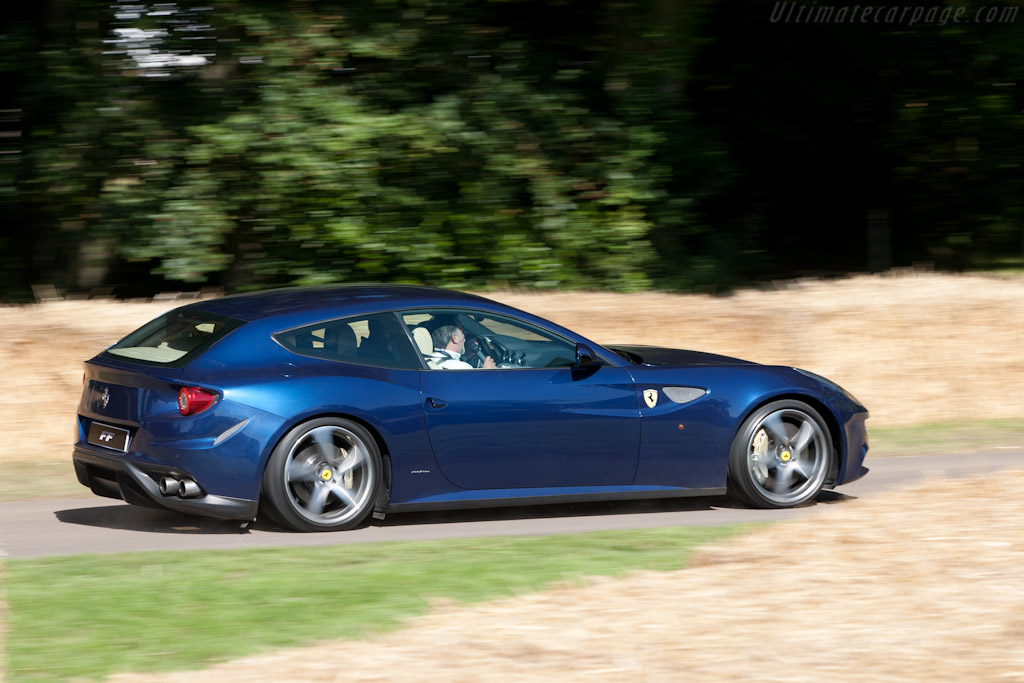 Ferrari FF    - 2011 Goodwood Festival of Speed