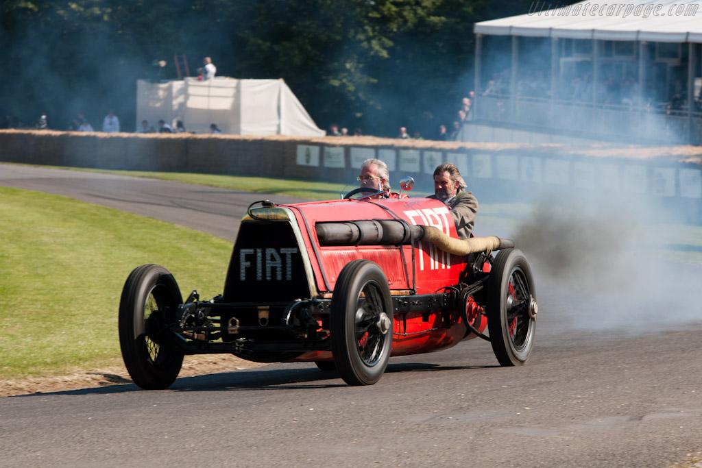 Fiat Mefistofele    - 2011 Goodwood Festival of Speed