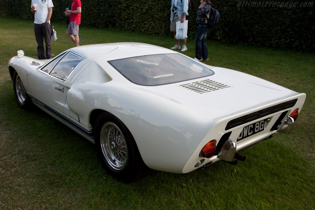 Ford GT40 Mark 3 - Chassis: M3/1107   - 2011 Goodwood Festival of Speed