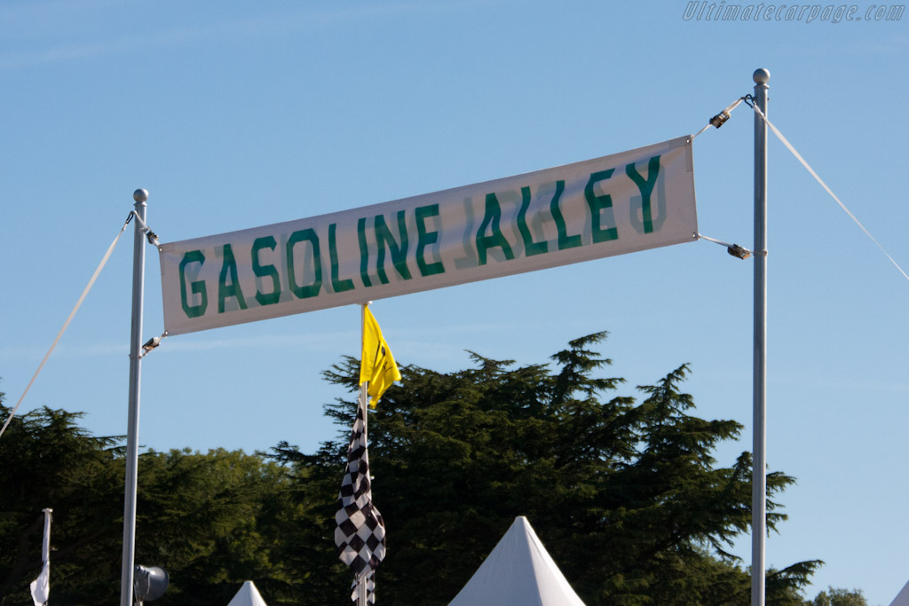 Gasoline Alley    - 2011 Goodwood Festival of Speed