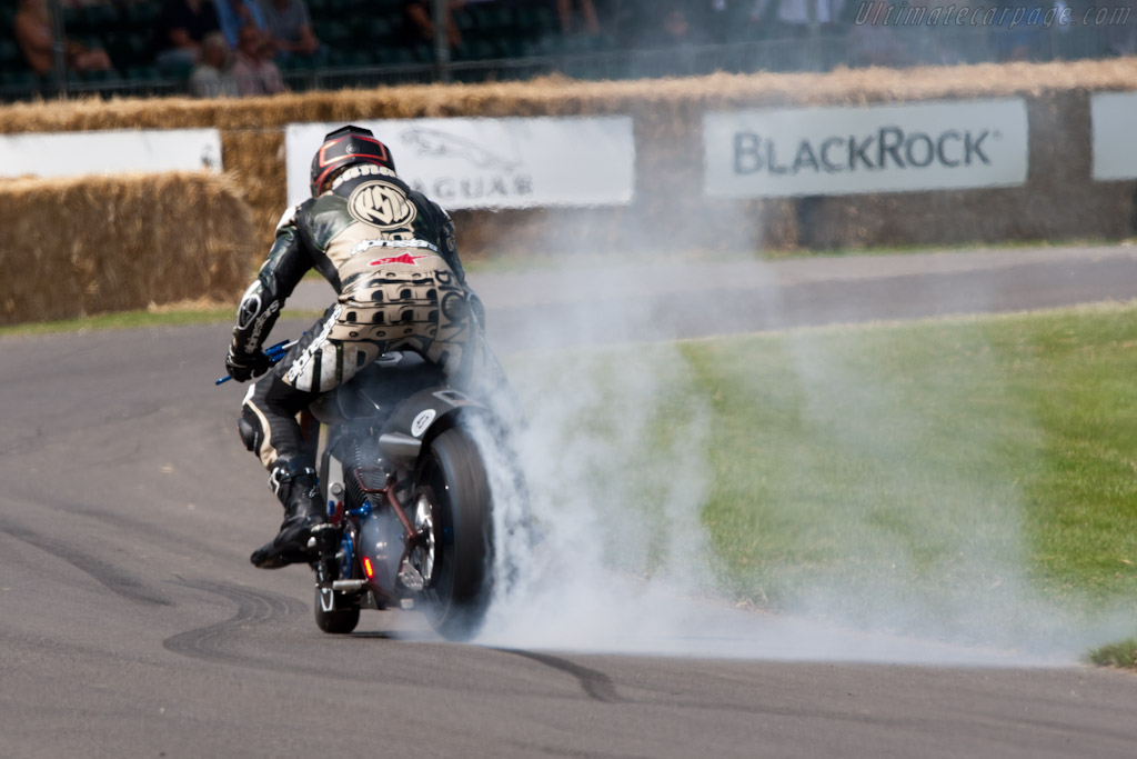 Harley-Davidson XR 1200 Race Series    - 2011 Goodwood Festival of Speed