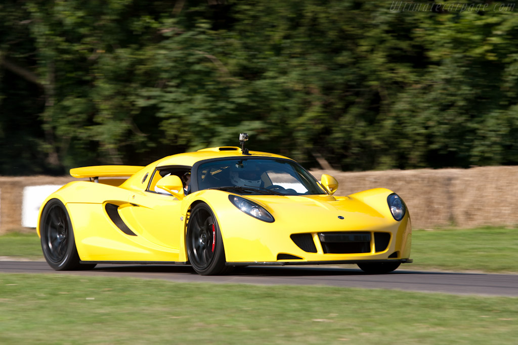 Hennessey Venom Gt 2011 Goodwood Festival Of Speed