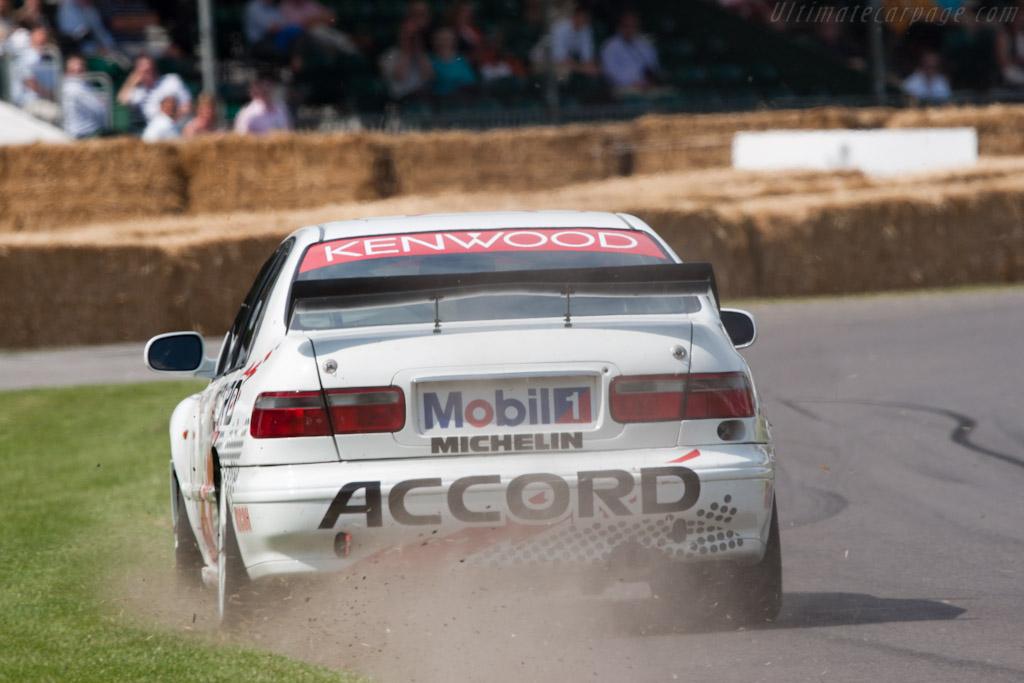 Honda Accord BTCC    - 2011 Goodwood Festival of Speed