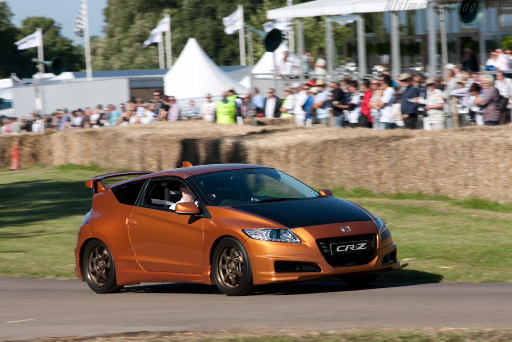 Honda CR-Z Mugen    - 2011 Goodwood Festival of Speed