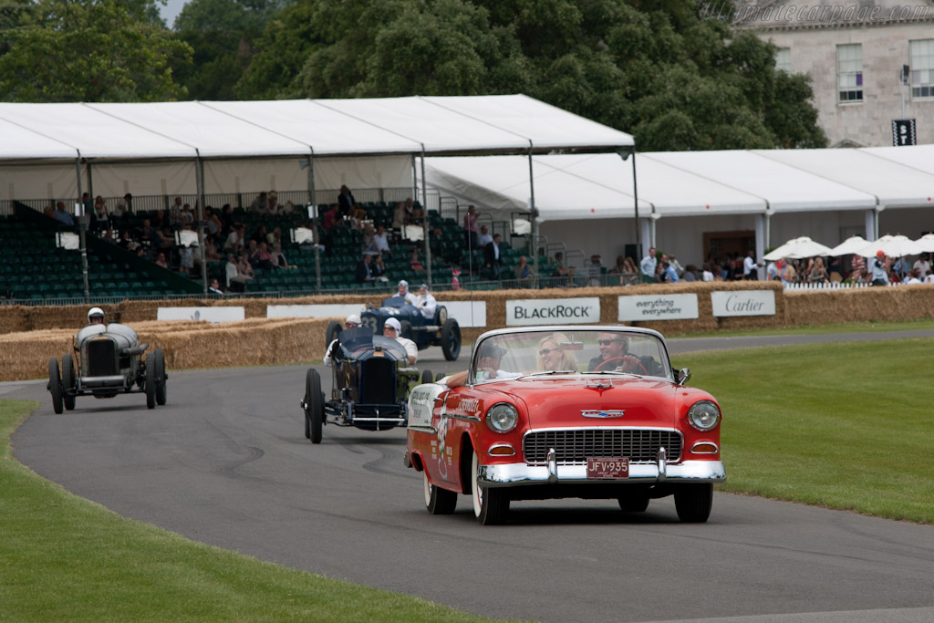 Indy 500 Centenary Celebrations    - 2011 Goodwood Festival of Speed