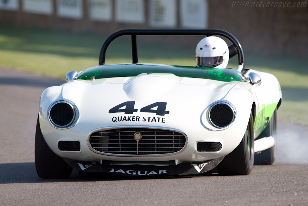 Jaguar E-Type V12 Group 44    - 2011 Goodwood Festival of Speed