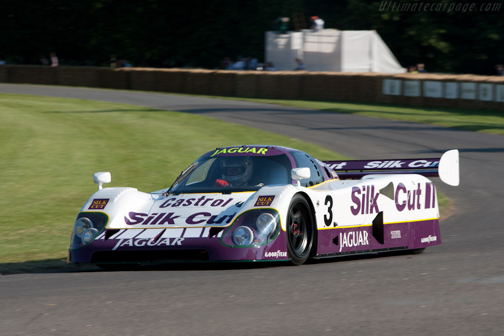 Jaguar XJR-12 - Chassis: J12-C-1090   - 2011 Goodwood Festival of Speed