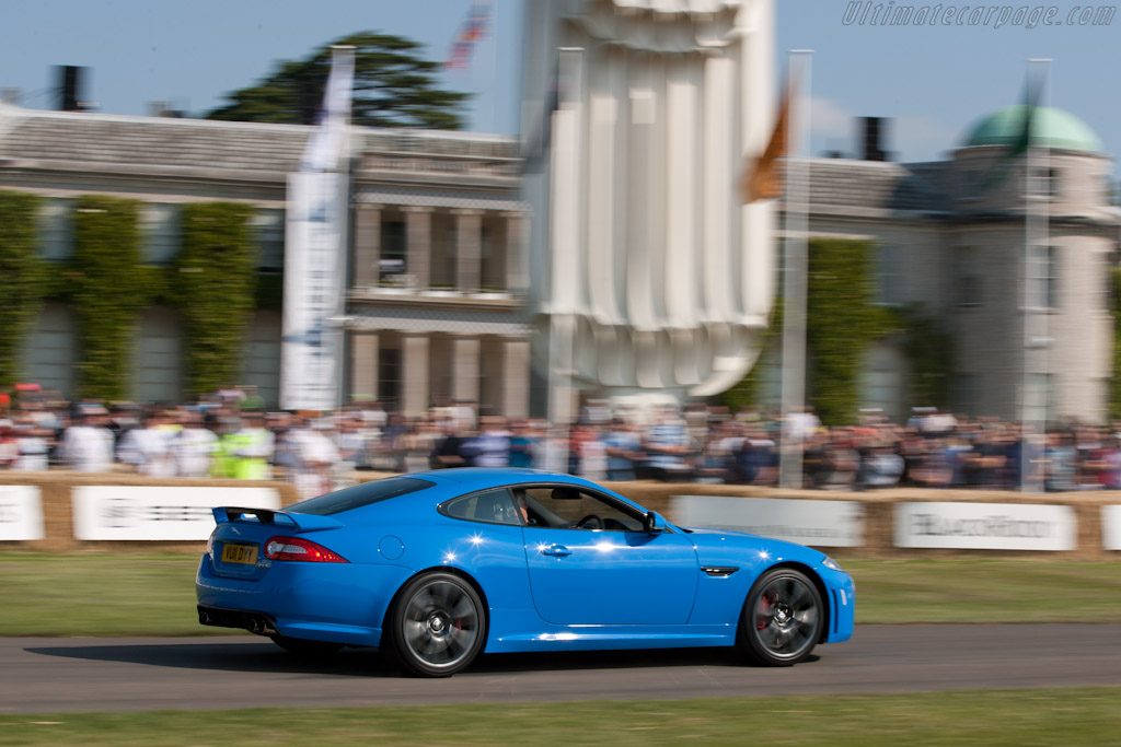 Jaguar XKRS    - 2011 Goodwood Festival of Speed