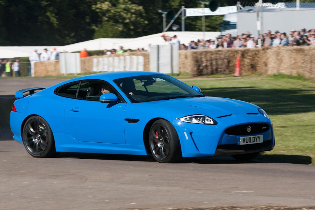 Jaguar XKRS    - 2011 Goodwood Festival of Speed