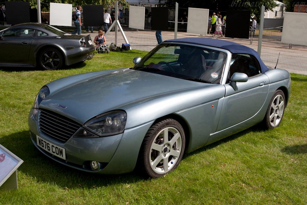 Jensen S-V8    - 2011 Goodwood Festival of Speed