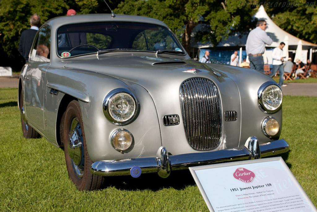Jowett Jupiter 109   - 2011 Goodwood Festival of Speed