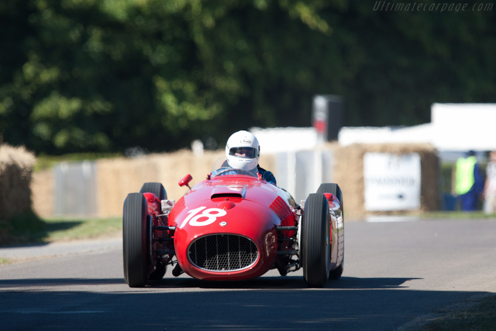 Lancia D50    - 2011 Goodwood Festival of Speed