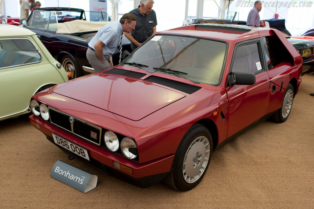 Lancia Delta S4 Stradale - Chassis: ZLA038AR000000117  - 2011 Goodwood Festival of Speed