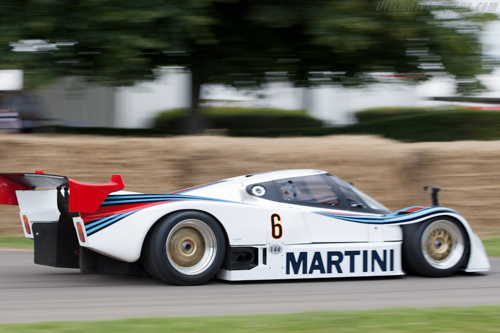 Lancia LC2 - Chassis: 0005  - 2011 Goodwood Festival of Speed