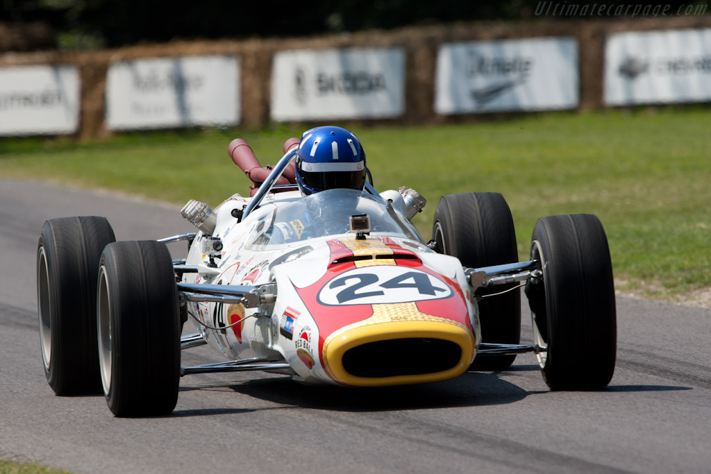 Lola T90 Ford    - 2011 Goodwood Festival of Speed