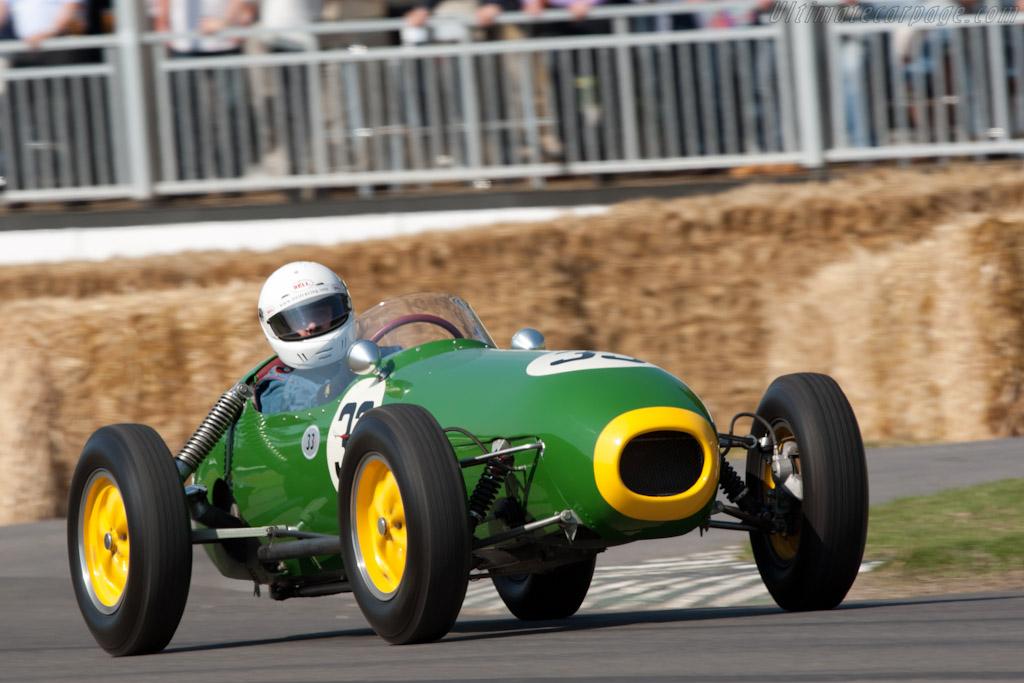Lotus 12    - 2011 Goodwood Festival of Speed