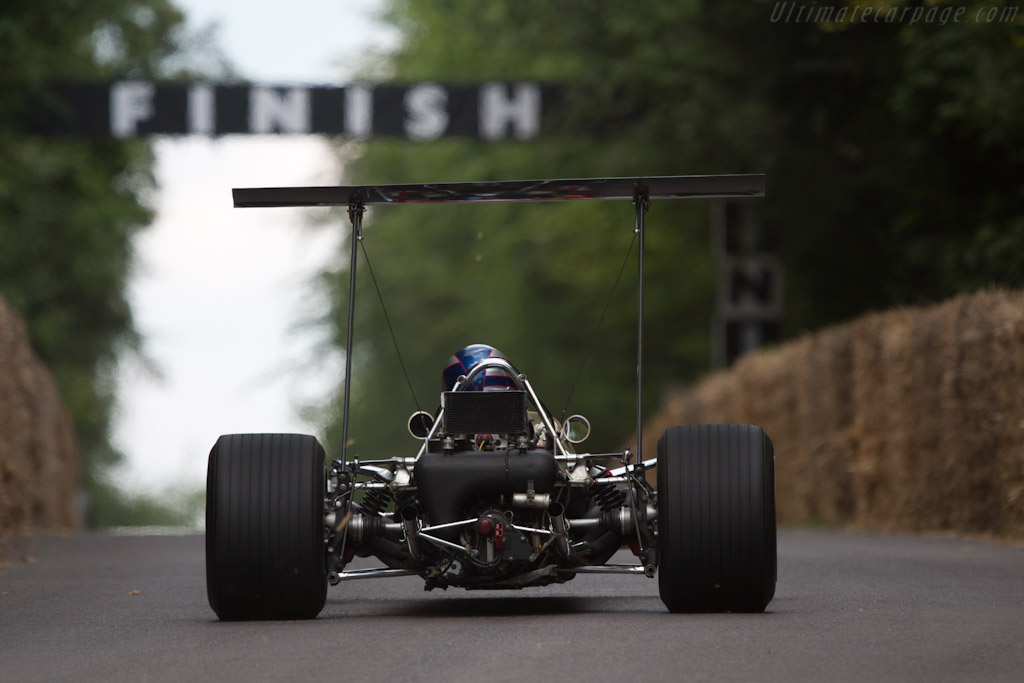 Lotus 49B Cosworth - Chassis: R10  - 2011 Goodwood Festival of Speed
