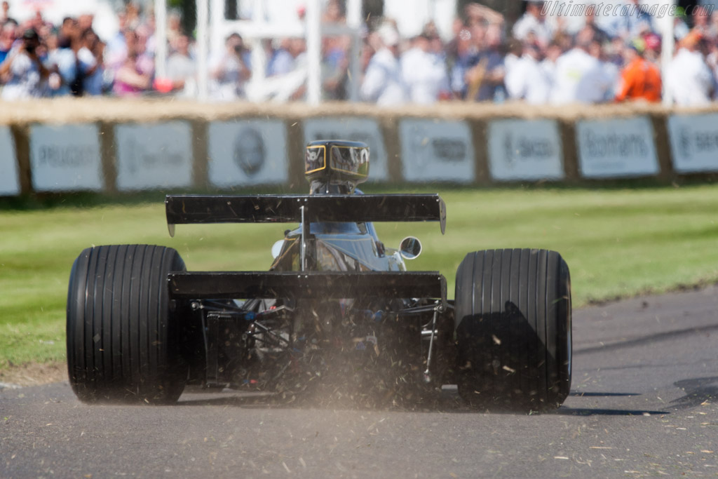 Lotus 76 Cosworth    - 2011 Goodwood Festival of Speed