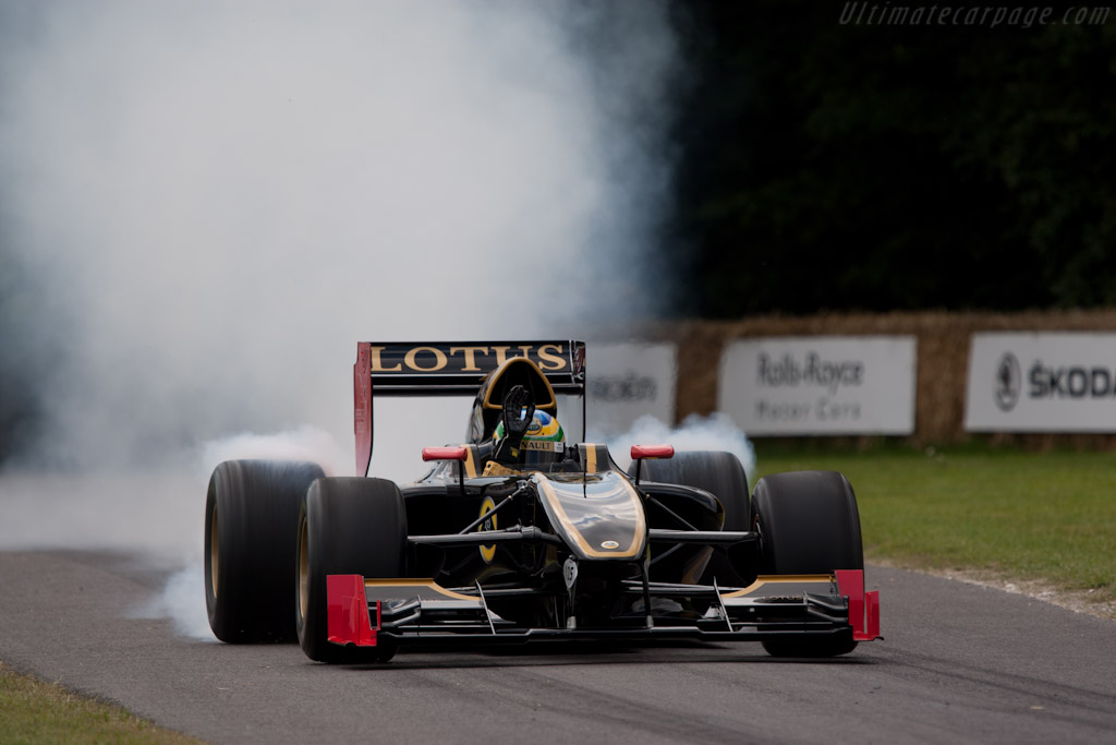 Lotus Type 125    - 2011 Goodwood Festival of Speed