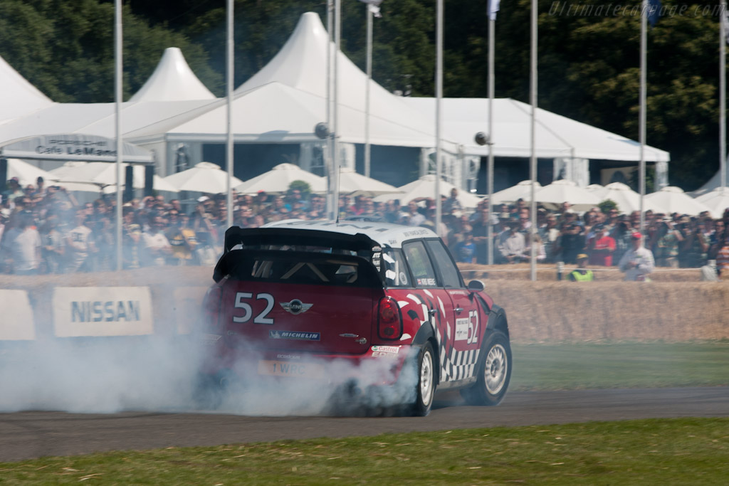 MINI John Cooper Works WRC    - 2011 Goodwood Festival of Speed