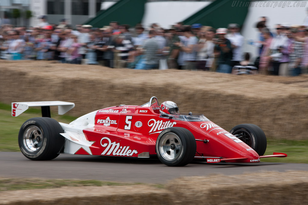 March 85C Cosworth    - 2011 Goodwood Festival of Speed