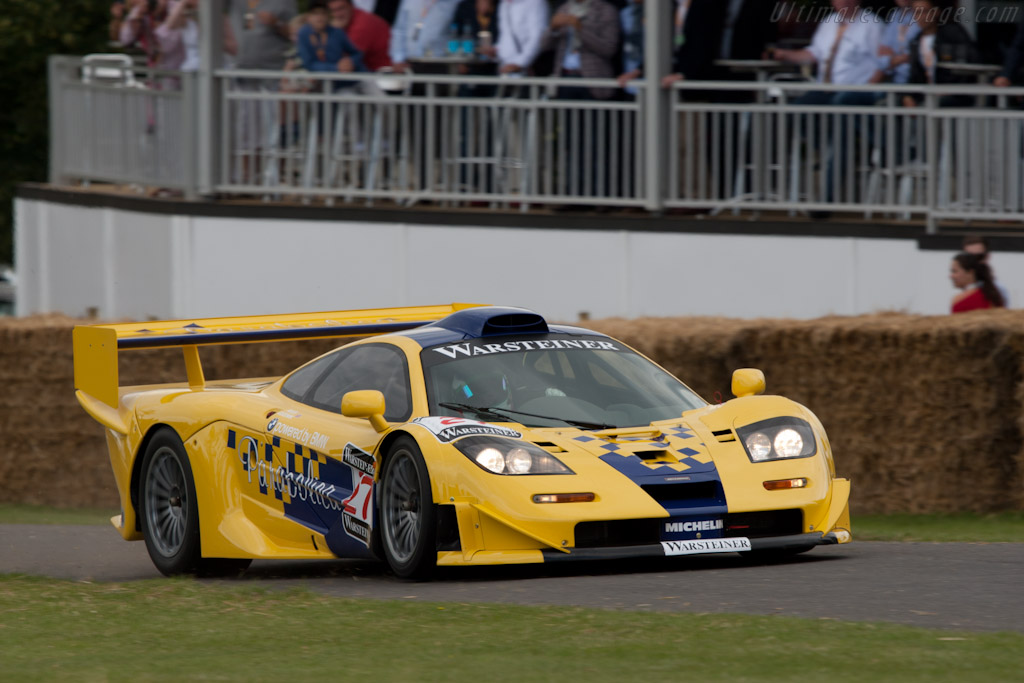 McLaren F1 GTR 'Long Tail' - Chassis: 27R  - 2011 Goodwood Festival of Speed