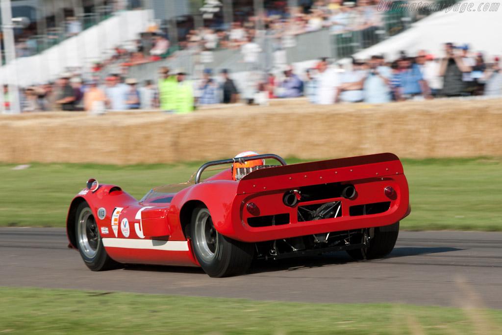 McLaren M1B Chevrolet - Chassis: 1-66 - Driver: Chris Goodwin - 2011 Goodwood Festival of Speed