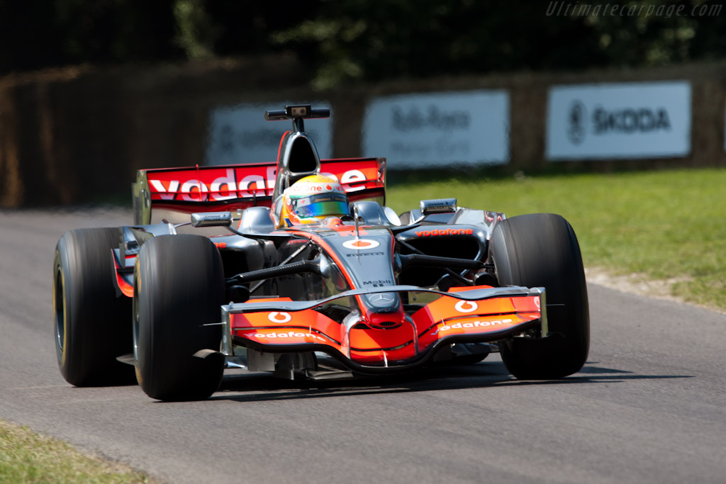 McLaren MP4-23 Mercedes    - 2011 Goodwood Festival of Speed