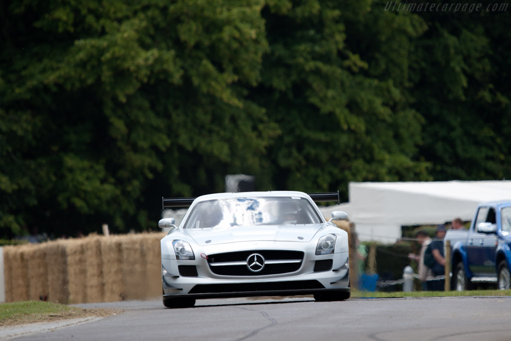 Mercedes-Benz SLS AMG GT3    - 2011 Goodwood Festival of Speed