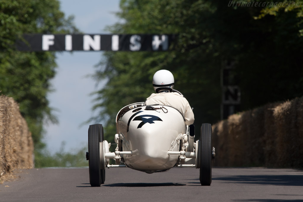 Mercedes Indianapolis    - 2011 Goodwood Festival of Speed