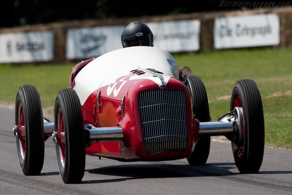 Miller Ford V8    - 2011 Goodwood Festival of Speed