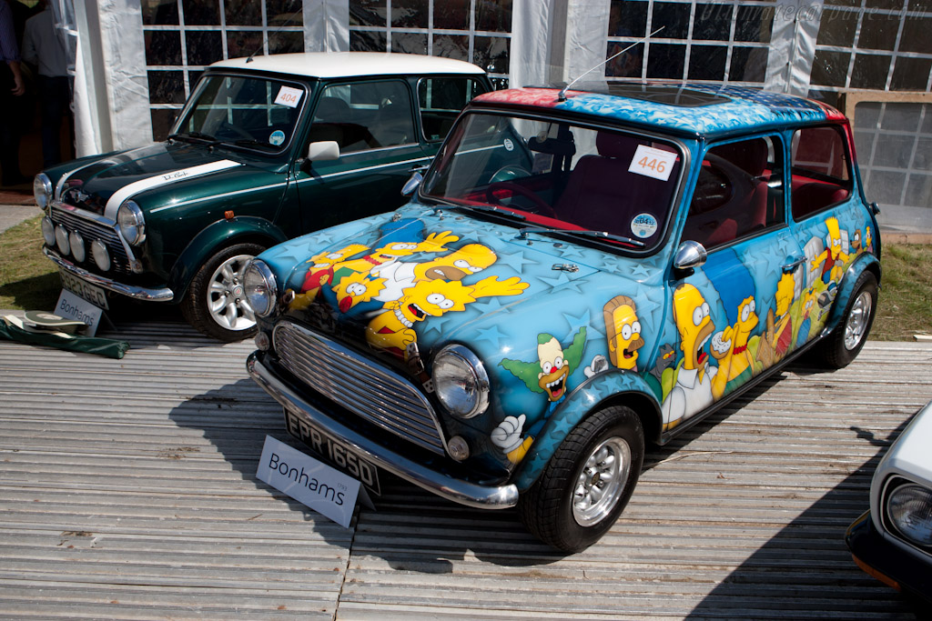 Morris Mini 'Simpsons' - Chassis: MA2S4393036   - 2011 Goodwood Festival of Speed