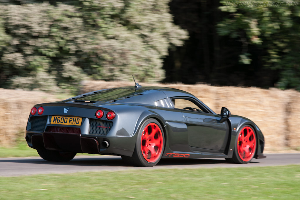 Noble M600    - 2011 Goodwood Festival of Speed