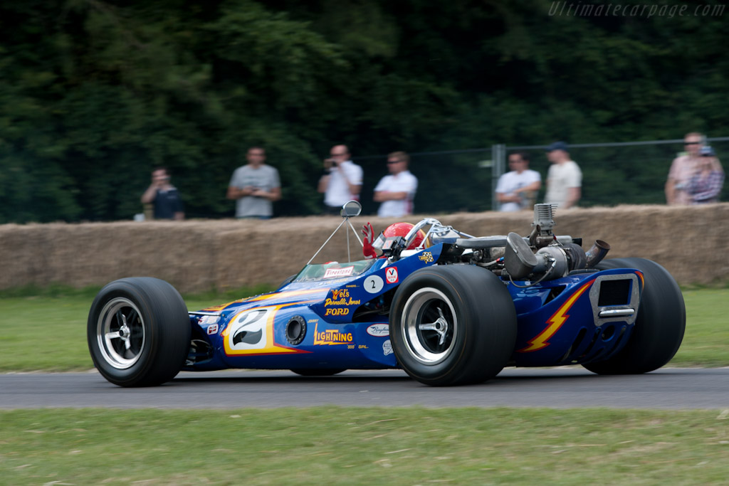 Parnelli Ford Johnny Lightning Special    - 2011 Goodwood Festival of Speed