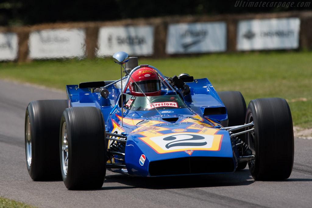 Parnelli Ford Johnny Lightning Special    - 2011 Goodwood Festival of Speed
